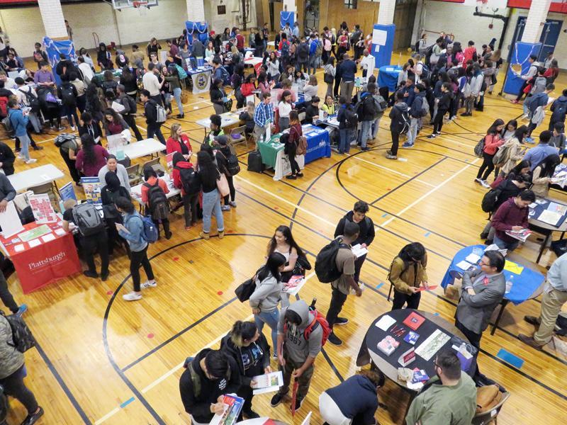 college & career fair