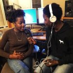 CDI Students on the Radio!